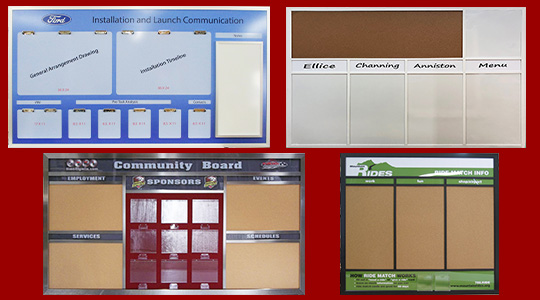 Framing For Information Safety and Planning Boards