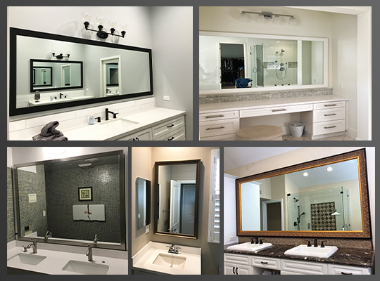 Wide Selection - Including Value Price Bathroom Mirrors